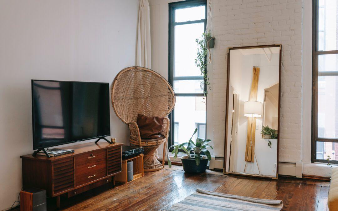 Wat zijn de visuele voordelen van een houten vloer?